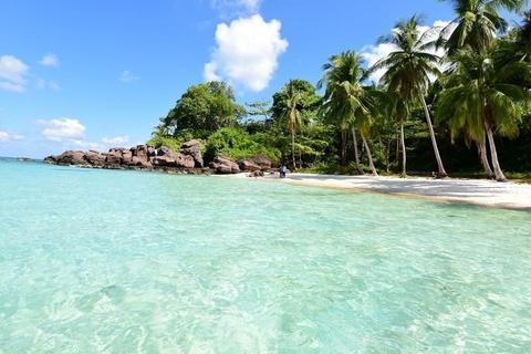 Hòn Móng Tay – được mệnh danh là đảo Robinson