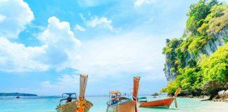 du lịch nước ngoài mùa hè Thái Lan